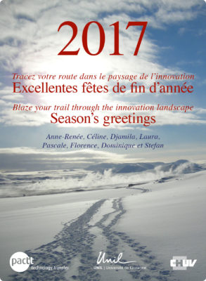 Seasons Greetings 2017